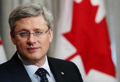 Ông Stephen Harper hào hứng với cuộc đàm phán
