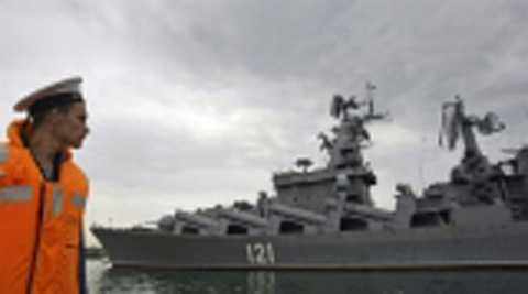 Thông tin này được hãng thông tấn Interfax dẫn nguồn tin từ Hải quân Nga cho biết. Theo đó, các tàu tác chiến của Hải quân Nga ở Địa Trung Hải đã sẵn sàng bảo vệ căn cứ không quân ở ngoại ô Latakia, nơi Nga triển khai nhóm không quân ở Syria.