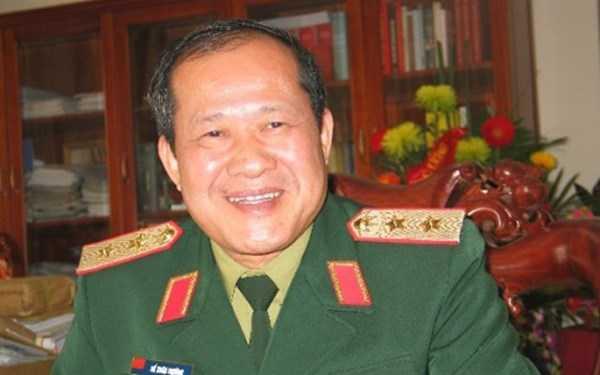 Trung tướng Bế Xuân Trường, Ủy viên Trung   ương Đảng, Phó Tổng tham mưu trưởng Quân đội nhân dân Việt Nam vừa được bổ nhiệm giữ chức   Thứ trưởng Bộ Quốc phòng