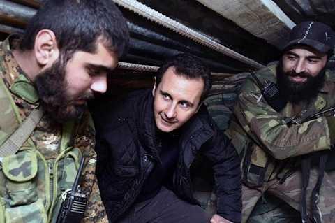 Nhiều lãnh đạo châu Âu đã thay đổi quan điểm cho rằng cần để Tổng thống Syria Bashar al Assad tiếp tục tại vị