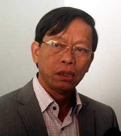 Ông Lê Phước Thanh vừa thôi giữ chức Bí thư ngày 30/9 sau khi viết đơn xin nghỉ  sớm vì lý do sức khỏe. Ảnh: Tiến Hùng.