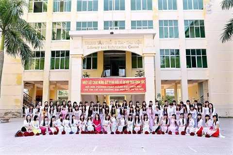 Sinh viên Đại học Nội vụ Hà Nội