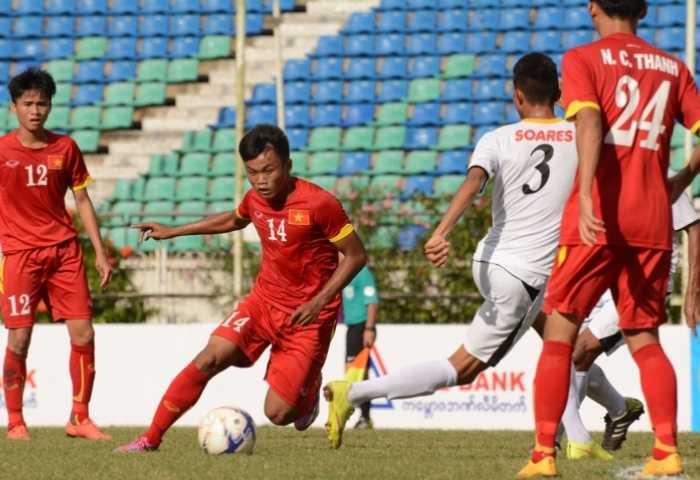 U19 Việt Nam chỉ cần hòa U19 Myanmar là giành vé vào VCK U19 Châu Á