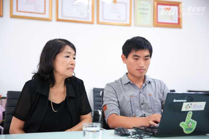 Tiến sỹ Ngô Kiều Oanh giao lưu cùng độc giả