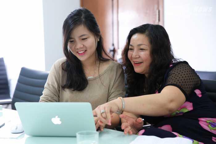 Thạc sỹ Nguyễn Thị Tuyết giao lưu cùng độc giả