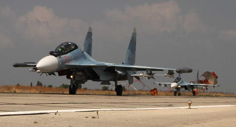 Chiến đấu cơ của quân đội Nga