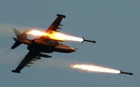 Cường kích Su-25 của Nga