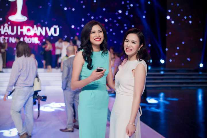 Nguyễn Thị Thành toả sáng trong đêm chung kết Hoa hậu hoàn vũ Việt Nam 2015