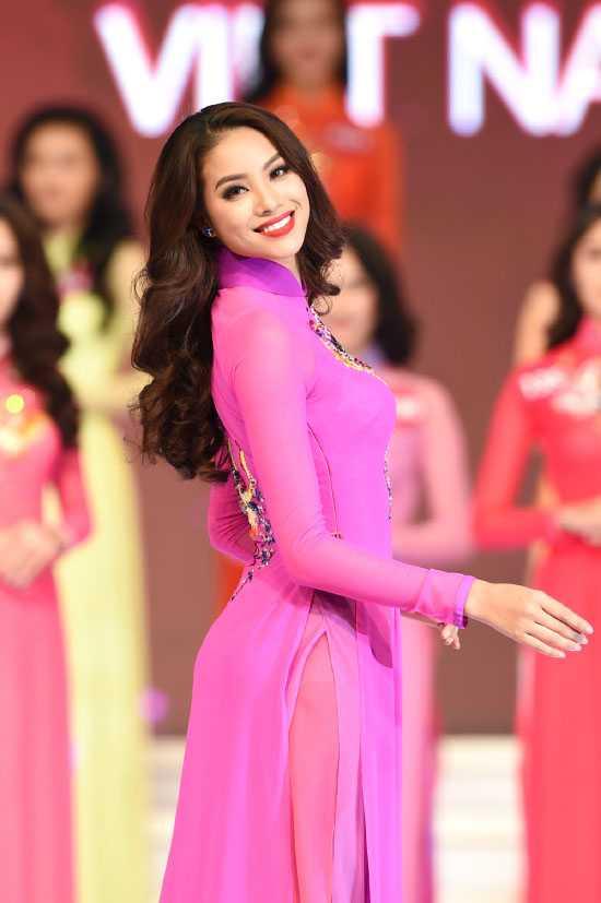 Nhan sắc Phạm Hương có nhiều thay đổi so với thuở mới vào nghề.