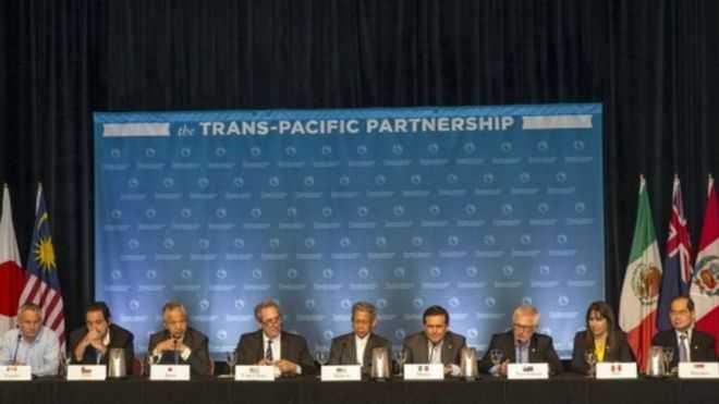 Hiệp định Đối tác Kinh tế Chiến lược xuyên Thái Bình Dương TPP sắp đi tới hồi kết tốt đẹp