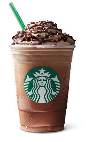 Starbucks® Duo Cocoa Mocha