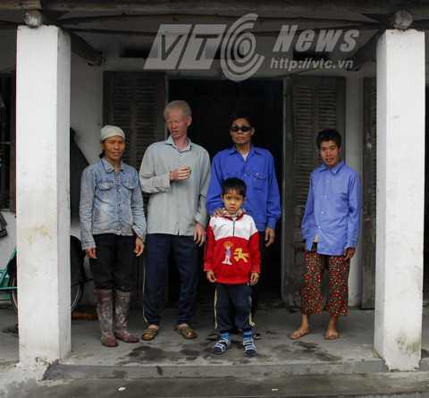 Gia đình ông Trần Văn Thuận