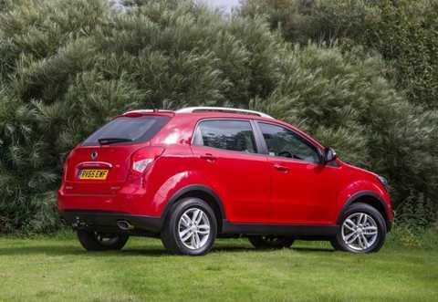 Tại thị trường Anh, chiếc xe có giá từ 18.000 USD cho phiên bản thấp nhất