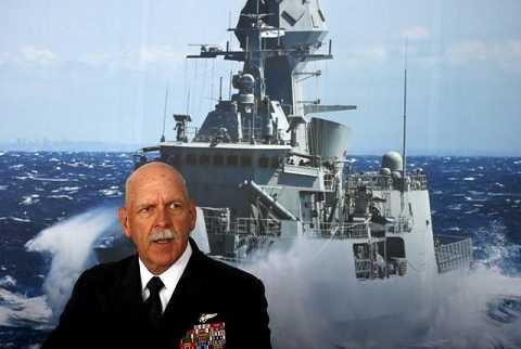 Tư lệnh Hạm đội Thái Bình Dương của Mỹ, Đô đốc Scott Swift