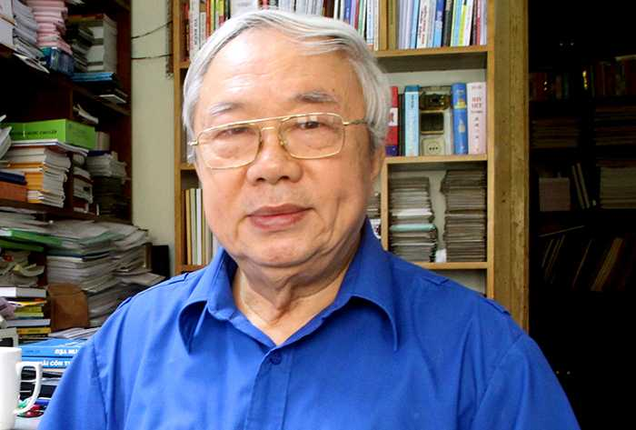 Ông Vũ Mão,Nguyên Uỷ viên Trung ương Đảng,   nguyên Chủ nhiệm Uỷ ban Đối ngoại Quốc hội góp ý chân thành cho Dự thảo Báo cáo chính trị Đại hội 12