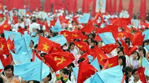 Niềm tin son sắt, kiên định của nhân dân đối với sự lãnh đạo của Đảng  (Ảnh: ANTĐ)