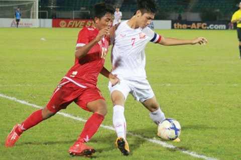 U19 Việt Nam xuất sắc giành vé đi dự vòng chung kết U19 châu Á.