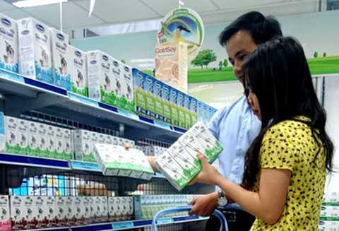 Vinamilk trở thành công ty có vốn hóa thị trường lớn nhất thị trường chứng khoán Việt Nam