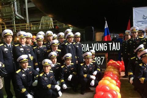 Trang mạng Trung Quốc nói căn cứ hải quân Tam Á của nước này nằm trong tầm bắn của tên lửa trên tàu ngầm Việt Nam