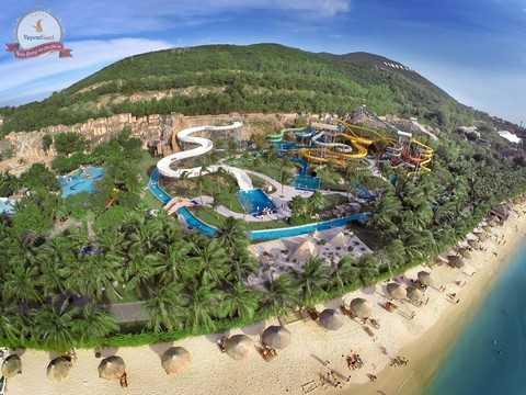 Công viên giải trí Vinpearlland Nha Trang trên Đảo ngọc Hòn Tre