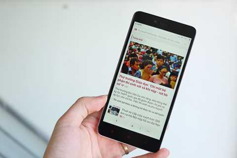 Redmi Note là lựa chọn cấu hình tốt ở phân khúc giá rẻ.