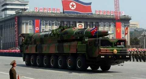 Hàn Quốc bác bỏ khả năng Bình Nhưỡng phóng tên lửa đạn đạo vào ngày 10/10 tới