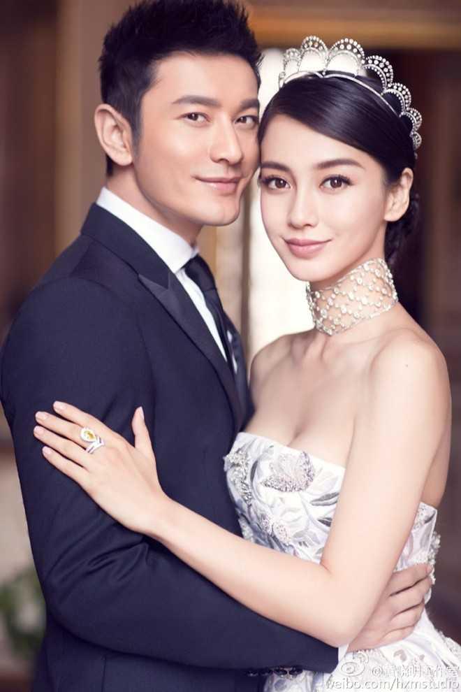 Cặp đôi đã đăng ký kết hôn tại quê nhà Thanh Đảo của Huỳnh Hiểu Minh vào ngày 27/5.