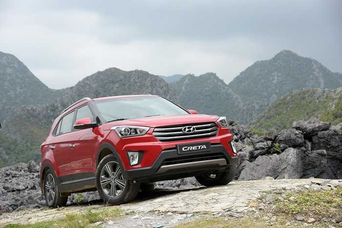 Hyundai Creta: Mẫu Crossover đang gây sốt trên toàn cầu về Việt Nam