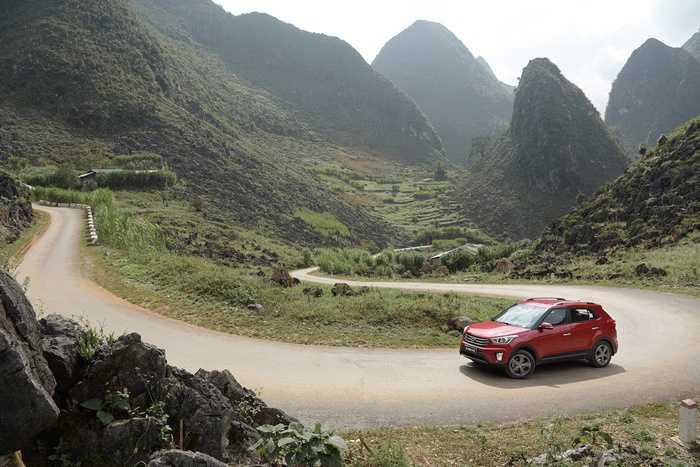 Hyundai Creta được phân phối tại Việt Nam với 2 phiên bản động cơ.