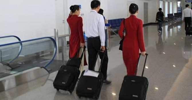 Liên tiếp các vụ phi hành đoàn Vietnam Airlines bị bắt giữ ở nước ngoài xảy ra từ 2008 tới nay