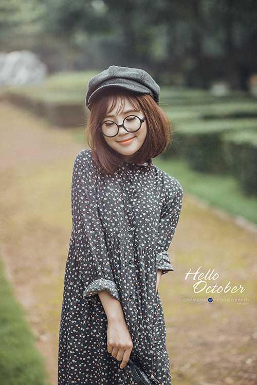 Nữ sinh xinh đẹp mơ ước trở thành nữ doanh nhân thành đạt, được nhiều người biết tới.