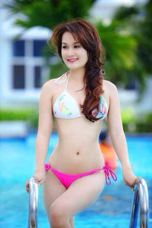 Đoàn Thị Thảo từng đoạt giải Miss Bikini tại Hoa hậu Đại Dương 2014