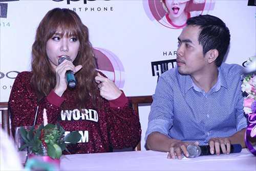 Nhạc sỹ Đằng Phương - quản lý Hari Won dù không thích Sơn Tùng nhưng vẫn lên tiếng bênh vực đàn em.