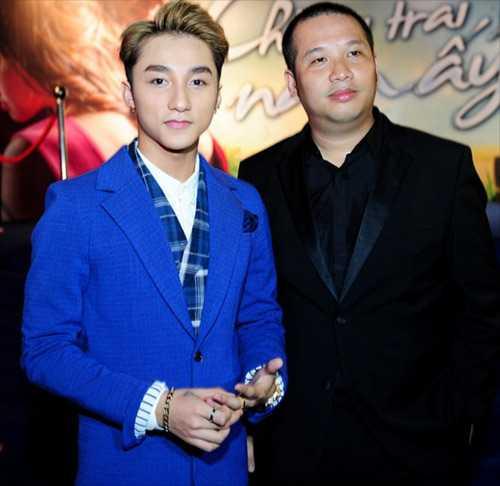 Ông bầu Quang Huy gọi rapper xỉa xói Sơn Tùng là kẻ vô học.