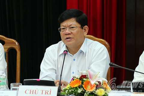 Phó Bí thư Thành ủy Đà Nẵng Võ Công Trí đã trả lời báo chí về tình trạng người Trung Quốc núp bóng mua đất