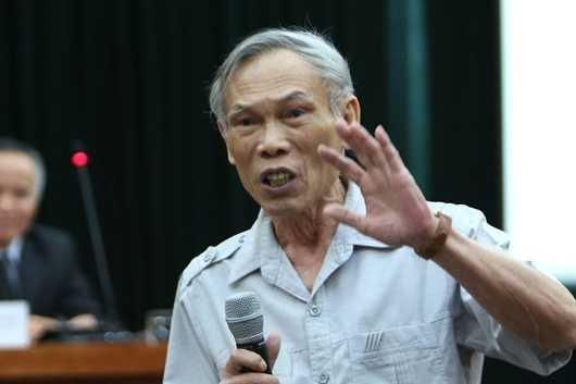Ông Trương Đình Tuyển - Ảnh: Zing News