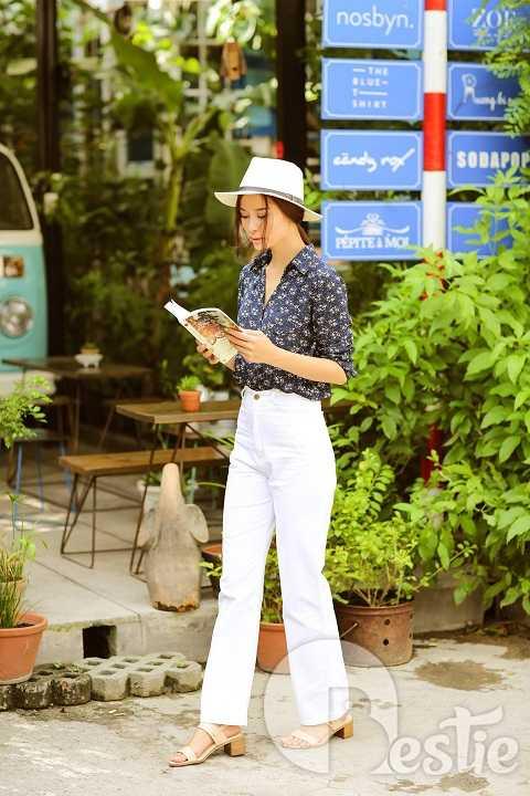 Điểm đáng chú ý trong phong cách thời trang của Hà Chiêu là