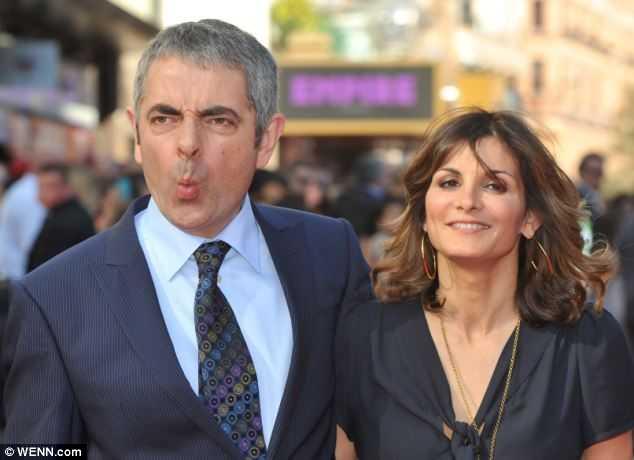 Chuyện tình nhiều bi hài giữa Mr. Bean với vợ cũ