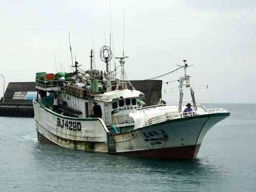 Một tàu cá của Đài Loan. Ảnh: Focus Taiwan