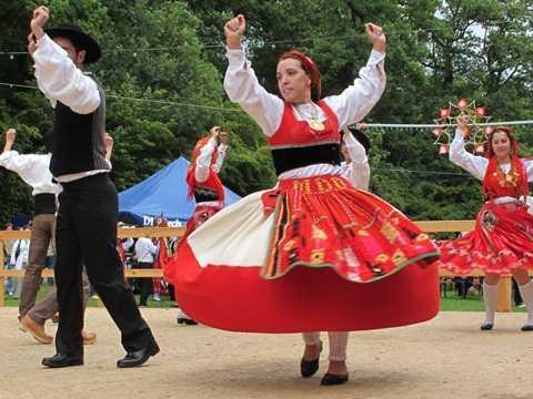 Điệu nhảy truyền thống của đất nước Bồ Đào Nha