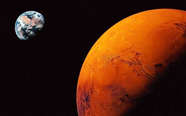 NASA ra kế hoạch chiếm đóng Sao Hỏa