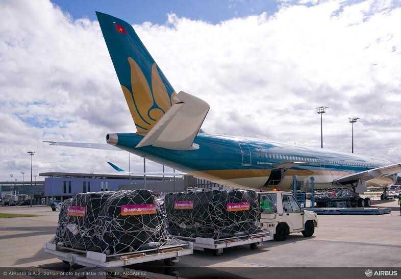 Doanh thu bán của Vietnam Airlines 9 tháng tăng 1.080 tỷ so với kế hoạch.