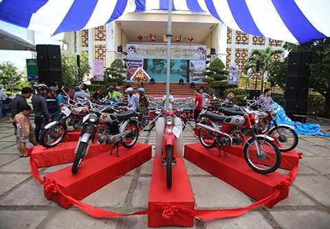 Ngày 10/10, hàng trăm xe Honda 67 cùng các tín đồ mê xe 67 đã tụ hội về Hội An trong khuôn khổ hoạt động kỷ niệm thành lập CLB Honda 67 Quảng Nam lần thứ III