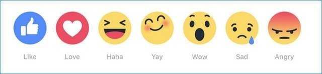 Bộ biểu tượng emoji mới của Facebook