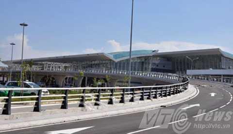 Sân bay Quốc tế Đà Nẵng theo tiêu chuẩn của Tổ chức Hàng không dân dụng Quốc tế và sân bay quân sự cấp 1