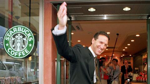 Không có bàn tay của Howard-Schultz, không biết Starbucks có thể phát triển đươc hay không