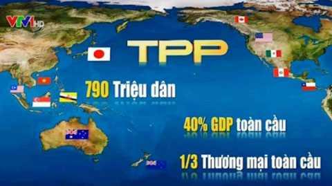 TPP chắc chắn sẽ mang lại luồng vốn đầu tư nước ngoài vào Việt Nam mạnh mẽ hơn.