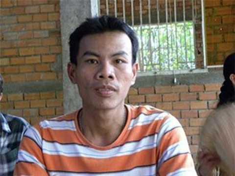 Anh Trần Hoàng Nam (Ảnh TTXVN).