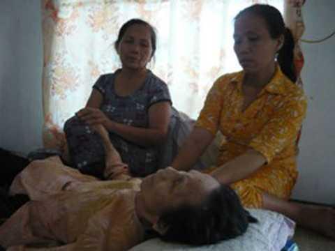 Hiện tượng bí ẩn cụ bà Lê Thị Chênh chết đi sống lại tới 3 lần. (Ảnh Infonet).
