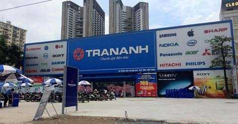 Chủ đầu tư dự án -siêu thị Trần Anh - số 18 Phạm Hùng đang xây dựng công trình không có giấy phép xây dựng.